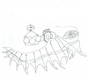 Glen's second sketch
