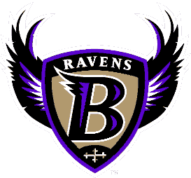 Old School Ravens logo